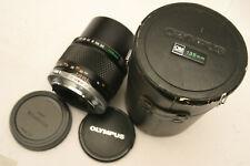 Olympus 135mm F3.5 lens. Olympus OM SLR fit