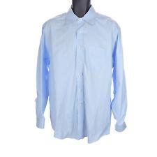 Brooks Brothers Dress Shirt Button Down Micro Plaid Checks Men's Size 16.5 4/5