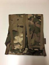 Magazintasche für 2 Magazine in Kal. 5,56 in Multicam  - Molle System Tactical