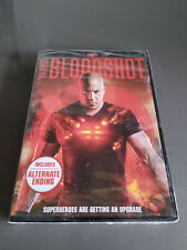 BLOODSHOT DVD Vin Diesel Movie Brand New Sealed
