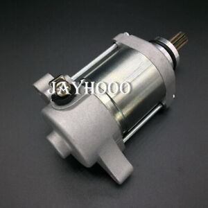 Electric Start Starter Motor For Aprilia SXV 450 06-13 SXV 550 06-15 RXV 450