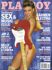 US-Playboy April/04/2003   CARMEN ELECTRA