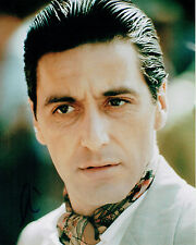 AL PACINO SIGNED Autograph 10x8 Photo AFTAL COA The Godfather Michael Corleone
