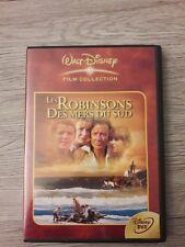 LES ROBINSONS DES MERS DU SUD WAL DISNEY DVD