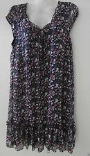 New Look Chiffon Cap Sleeve Dresses for Women
