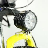 Electric Bicycle Ebike Waterproof Led Light E Bike 12W Front Light Headlight