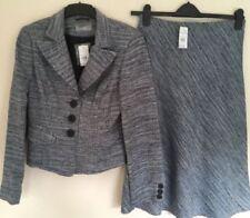 Viscose Jacket Women's 10 Trouser/Skirt Suits & Suit Separates
