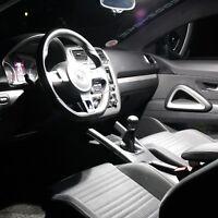 Audi A4 B8 8K Interior Lights Package Kit 14 LED SMD white red blue pink