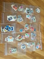 500 all different stamps of the world from 20 different countries lovely sorter