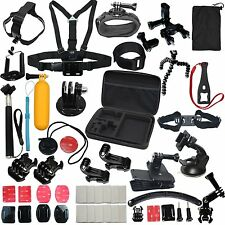 Sports Accessories Kit Bundle Attachments for Gopro hero HD 5 4/3/2/1 SJ4000 H9R