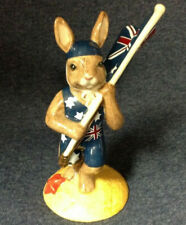 Royal Doulton Federation Bunnykins Dalbry Antiques Special Edition 2108 of 2500