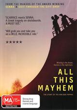 All This Mayhem  - DVD - NEW Region 4