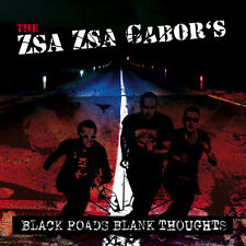 ZSA ZSA GABOR`S BLACK ROADS BLANK THOUGHTS CD