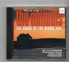 (JJ994) The Animals, The House Of The Rising Sun - 1997 CD