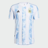 Argentina 2021 Home Player Jersey HEAT.RDY- Genuine Adidas- Free DHL Shipping