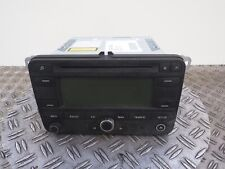 494538 CD-radio sin código vw golf plus (5m) 2.0 TDI