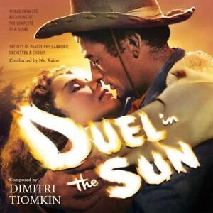 Duel In The Sun - 2 x CD Complete Score - Limited Edition - Dimitri Tiomkin
