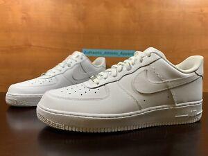 Nike Air Force 1 Low '07 Men's Triple White Sneakers Men's Size 16 315122-111