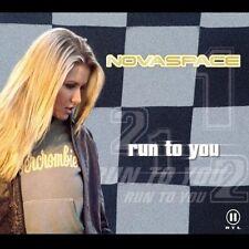 Novaspace Run to you (2003) [Maxi-CD]