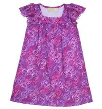 Purple Classic Guitar Nightdress - Size: Small (for 3-4 y/o)