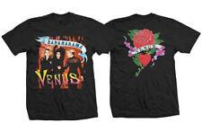 Bananarama-Venus-X-Large Black T-shirt