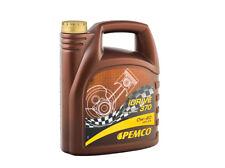 Aceite Motor Coche 0W40 Universal Sintetico Lubricante Pemco 4L