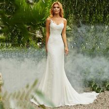 Spitze Mermaid Brautkleid Hochzeitskleid Kleid Braut Babycat collection BC722 36