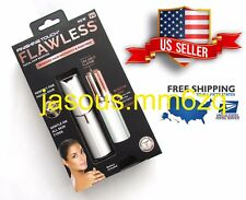 New Finishing Touch Flawless Women's Painless Facial Hair Remover-FREE SHIPPING