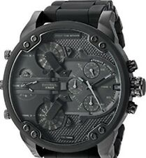 Diesel Mr Daddy 2.0 Black Chronograph Mens Watch DZ7396