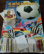 Mancoliste album figurine calciatori 1990/91 da recupero a soli €0,30