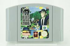 Nintendo 64 *Blues Brothers 2000* N64 Modul