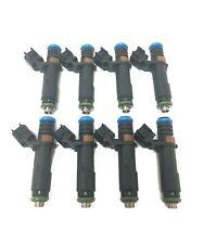OEM Set of 8 Fuel Injectors 2005-07 Ford Expedition 5.4L V8 5C3E-DB