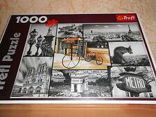 puzzle 1000 pièces PARIS COLLAGE - sous blister