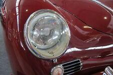 EU conversion headlight Porsche 356 US Modell 2x