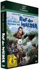 Ruf der Wälder - mit Terence Hill (Mario Girotti) - Filmjuwelen DVD