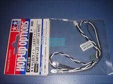 Tamiya LED Light/5mm White (For TLU-01)/53910