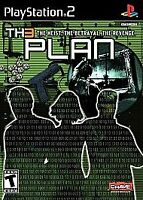 The Plan ps2 PlayStation 2 game only 61H T kids TH3 action adventure