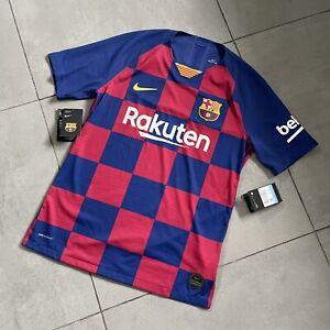 Barcelona NIKE 2019 2020 Home Football Shirt Jersey Vapor BNWT M