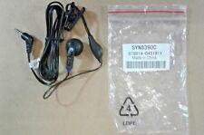 Motorola 2.5 Mono Earphone with Microphone - Motorola SYN8390C