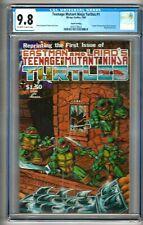 Teenage Mutant Ninja Turtles #1 (1985) CGC 9.8  OW/W Pages.  4th Print