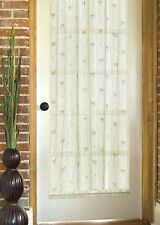 Heritage Lace DRAGONFLY Door Panel 45x36 ECRU Made in USA