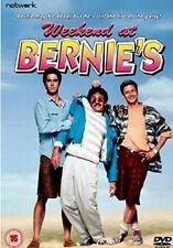 DVD: WEEKEND AT BERNIE'S - NEW Region 2 UK