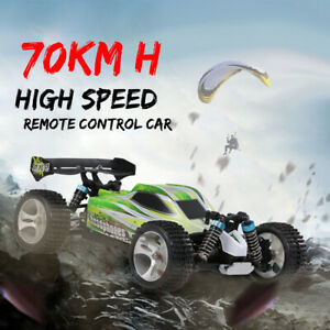 70KM/h High Speed Off-road Vehicle WLtoys A959-B 1/18 4WD Remote Control Car