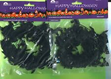 18 ft. CAT Halloween Party Decor Autumn Fall Mini Garland Wire 2 Packs 9' Each