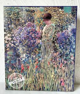 Lady in a Garden Frederick Frieseke Terra Museum of American Art Puzzle 500 New