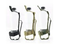 Adjustable Military Outdoor Tactical Molle Water Bottle Bag For Hiking Camping