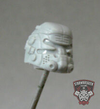 "MH021 Custom Titanfall head cast for use with 3.75"" Star Wars GI Joe figures"