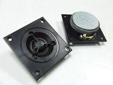 TWEETER UNIVOX 8 OHM 40 WATT MAX COPPIA 820DT-01