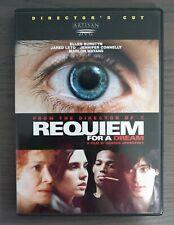 Requiem For A Dream Director's Cut Darren Aronofsky Jennifer Connelly Dvd Movie