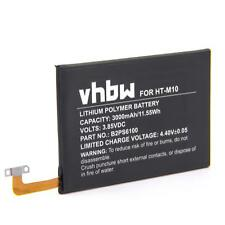 Bateria 3000mAh 3.85V Li-Po para HTC One M10 / 35H00256-00 / B2PS6100